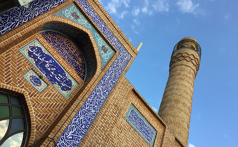 From Tabriz in Iran to Kapan in Armenia