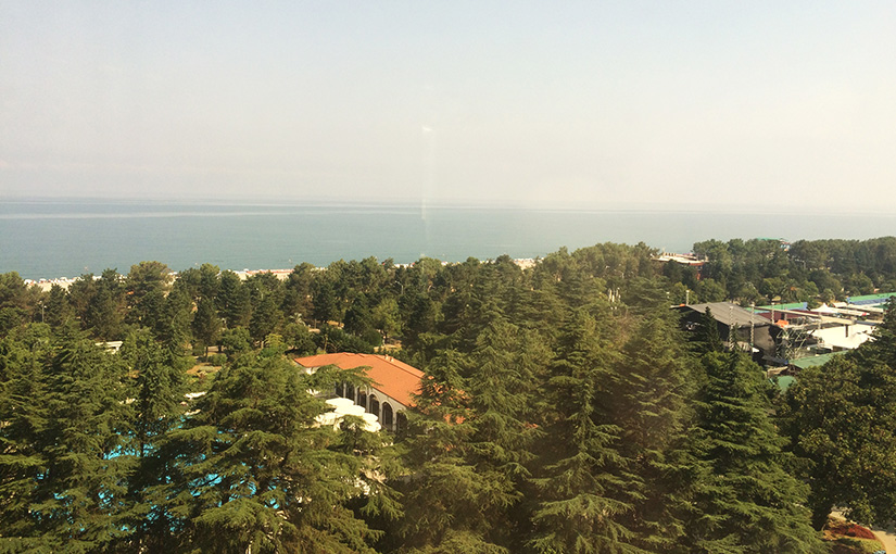 Batumi and the Black Sea