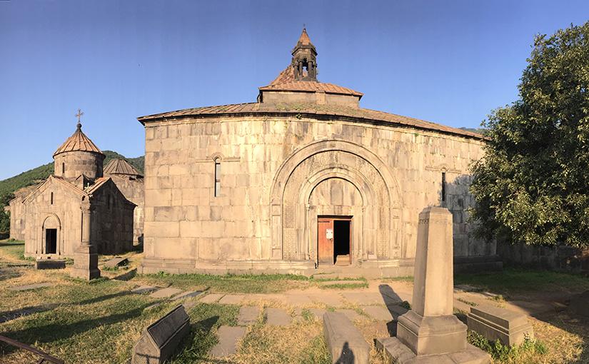 The Hoghpat Monastery