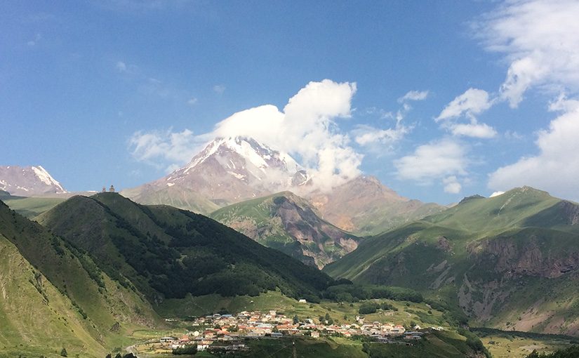 Discovering Georgia – from Tbilisi to Kazbegi