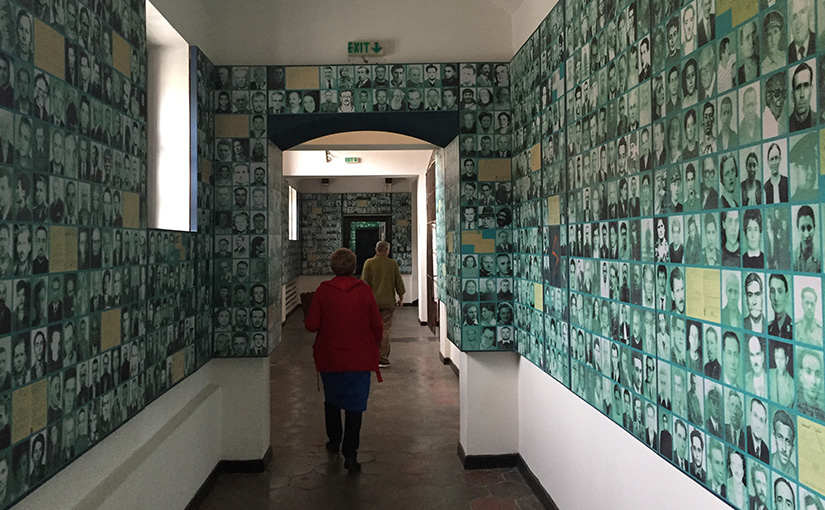 The communist victims museum
