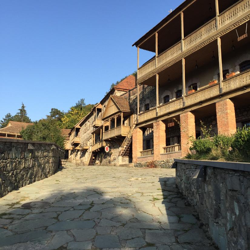 The Tufenkian Old Dilijan Complex